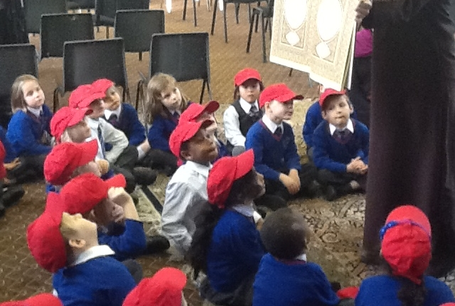 Year 1 visit a mosque